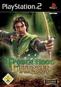 Robin Hood: Defender of the Crown (niemiecki) (PS2)