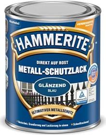 Hammerite Metallschutz-Lack Glänzend außen blau 750ml Dose (5087572)