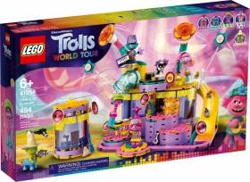 LEGO Trolls World Tour - Das Konzert von Vibe City (41258)