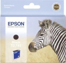 Epson Tinte T0741 schwarz (C13T074140)