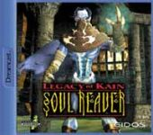 Legacy of Kain: Soul Reaver (deutsch) (DC)