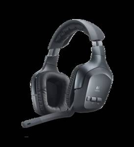 Logitech wireless headset F540 (PS3/Xbox 360) (981-000280)