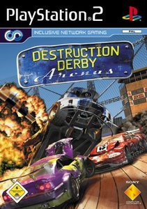 Destruction Derby: Arenas (niemiecki) (PS2) (96164 12)