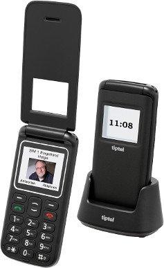 tiptel Ergophone 6240 schwarz ab € 37,00
