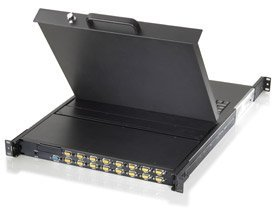 "Level One KVM-0217DE, 17""-Rack-Konsole"