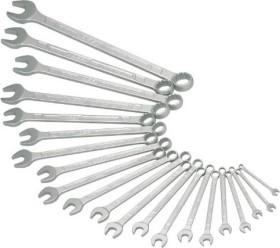 Hazet 600N/21 Ring-Maulschlüsselsatz, 21-tlg.