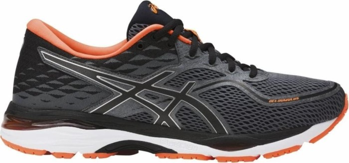 check out ac02d bc5fe Asics Gel-Cumulus 19 carbon/black/hot orange (men) (T7B3N-9790) from £ 80.00