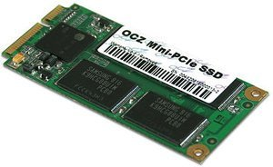 OCZ SSD for ASUS Eee PC 32GB, SATA PCIe mini Card (OCZSSDMPES-32G)