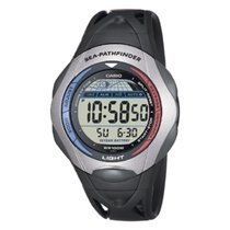 Casio Sea-Pathfinder SPS-300C-1VER (sailing clock)