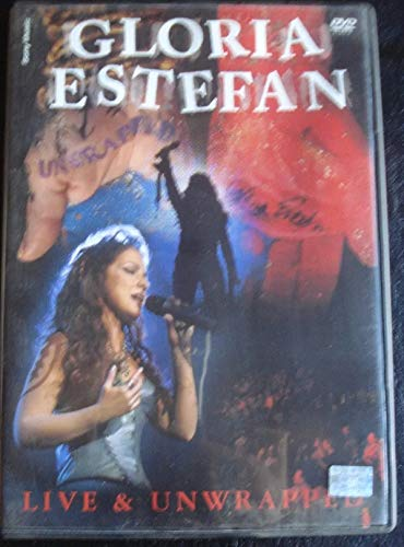 Gloria Estefan - Live & Unwrapped -- via Amazon Partnerprogramm