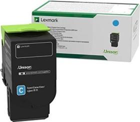 Lexmark Return Toner C232HC0 cyan hohe Kapazität (C232HC0)
