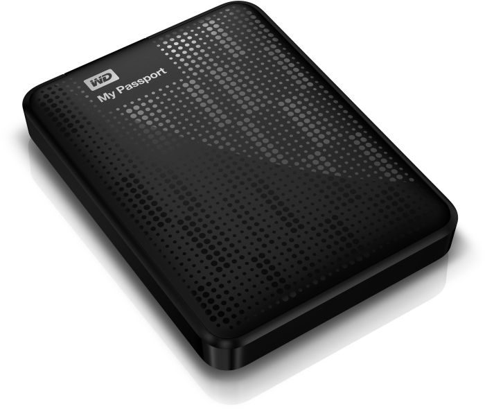 Western Digital My Passport Enterprise black 500GB, USB 3.0 (WDBHEZ5000ABK-EESN)