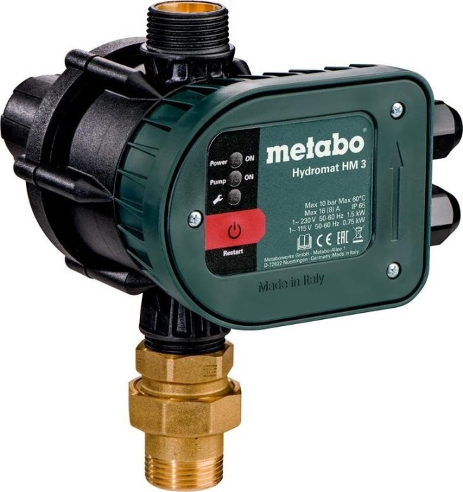 Metabo HM 3 dry run protection (628799000)