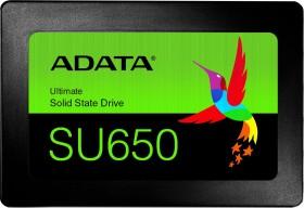 ADATA Ultimate SU650 960GB, SATA (ASU650SS-960GT-C / ASU650SS-960GT-R)
