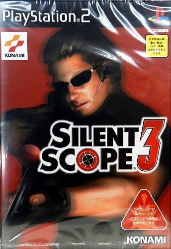 Silent Scope 3 (niemiecki) (PS2) -- via Amazon Partnerprogramm