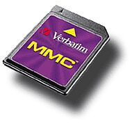 Verbatim MultiMedia Card (MMC)   16MB (47110)