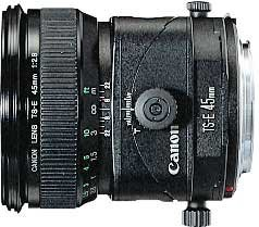 Canon TS-E 45mm 2.8 Tilt/Shift (2536A005/2536A019)