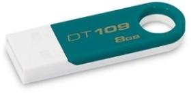 Kingston DataTraveler 109 türkis 8GB, USB-A 2.0 (DT109T/8GB)