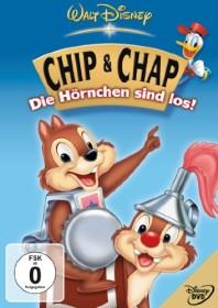 Chip & Chap - Die Hörnchen sind los (DVD)