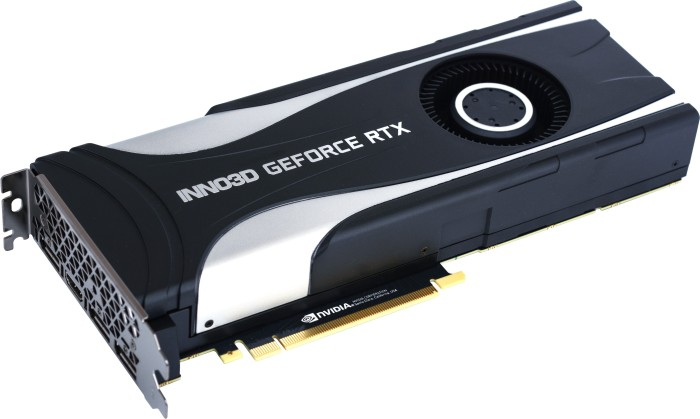 INNO3D GeForce RTX 2070 SUPER Jet X1, 8GB GDDR6, HDMI, 3x DP (N207S1-08D6-1180651)
