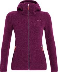 Salewa Fanes Shearling Wool Jacke dark purple melange (Damen) (27620-6879)