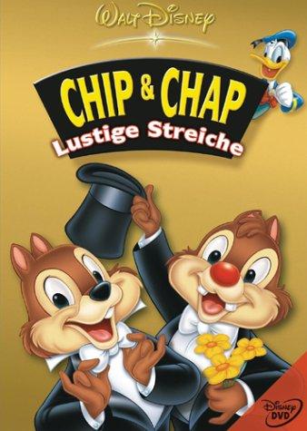 Chip & Chap - Lustige Streiche -- via Amazon Partnerprogramm