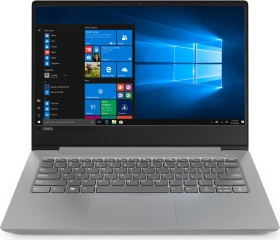 Lenovo IdeaPad 330S-14IKB Platinum Grey, Core i3-8130U, 8GB RAM, 128GB SSD (81F401FAGE)