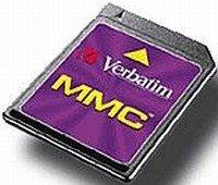 Verbatim MultiMedia Card [MMC] 64MB (47112)