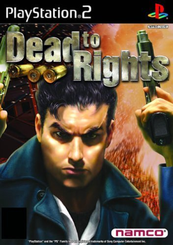 Dead to Rights (deutsch) (PS2) -- via Amazon Partnerprogramm