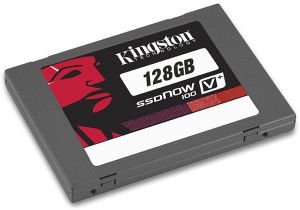 "Kingston SSDNow V+ 100 128GB, 2.5"", SATA II (SVP100S2/128G)"