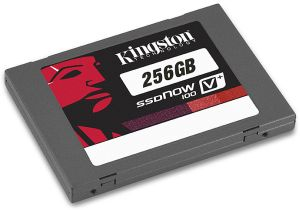 "Kingston SSDNow V+ 100 256GB, 2.5"", SATA II (SVP100S2/256G)"