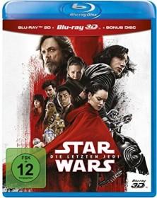 Star Wars - Episode 8: Die letzten Jedi (3D) (Blu-ray)