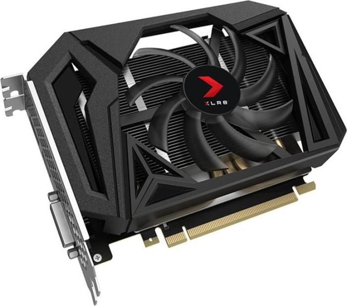PNY GeForce GTX 1660 Ti XLR8 Gaming OC, 6GB GDDR6, DVI, HDMI, DP (VCG1660T6SFPPB-O)
