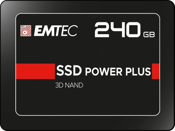 Emtec X150 SSD Power Plus 240GB, SATA (ECSSD240GX150)