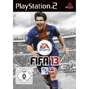 EA Sports FIFA Football 13 (polnisch) (PS2)