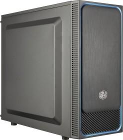 Cooler Master MasterBox E500L black/blue (MCB-E500L-KN5N-S00)