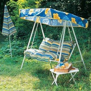 Kika garden swing seat
