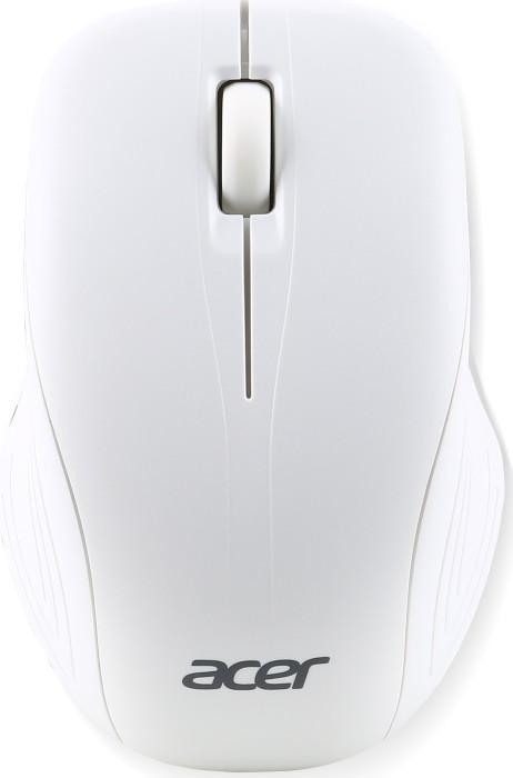 Acer RF2.4 Wireless Maus weiß, USB (NP.MCE1A.007)