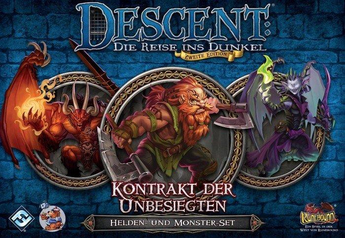 Descent 2  Edition: Kontrakt der Unbesiegten (extension