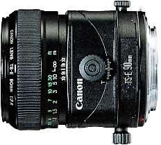 Canon TS-E 90mm 2.8 Tilt/Shift schwarz (2544A004/2544A016)