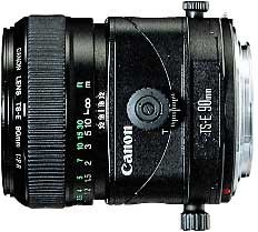 Canon obiektyw TS-E 90mm 2.8tilt/Shift (2544A004/2544A016)