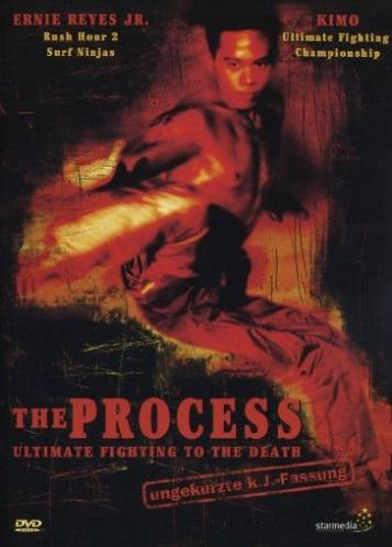 The Process - Ultimate Fighting to the Death -- via Amazon Partnerprogramm