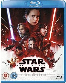 Star Wars - Episode 8: The Last Jedi (Special Editions) (Blu-ray) (UK)
