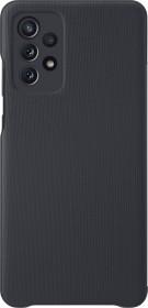 Samsung S-View Wallet Cover für Galaxy A72 schwarz (EF-EA725PBEGEW)