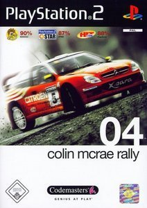 Colin McRae Rally 04 (niemiecki) (PS2)