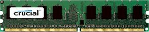 Crucial DIMM 2GB, DDR2-800, CL5, ECC (CT25672AA80EA)
