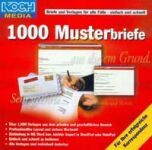 Ultraline: 1000 Musterbriefe (PC)