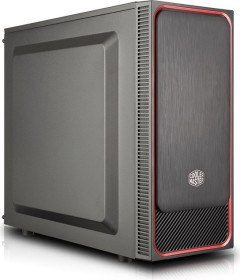 Cooler Master MasterBox E500L black/red (MCB-E500L-KN5N-S01)