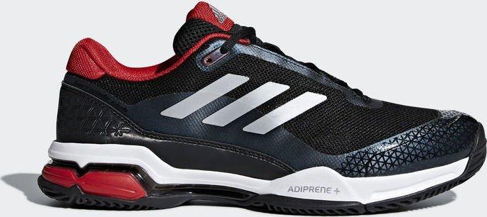Adidas Barricade Club Schuh Männer Tennis Ftwr White
