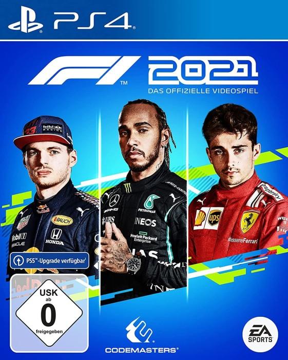 Bild von F1 2021 (PS4)